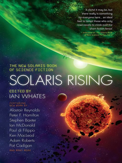 Solaris Rising (eBook): The New Solaris Book of Science Fiction
